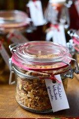 Fahéjas-kókuszos granola