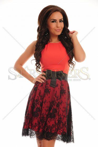 Rochie LaDonna Smooth Appear Red
