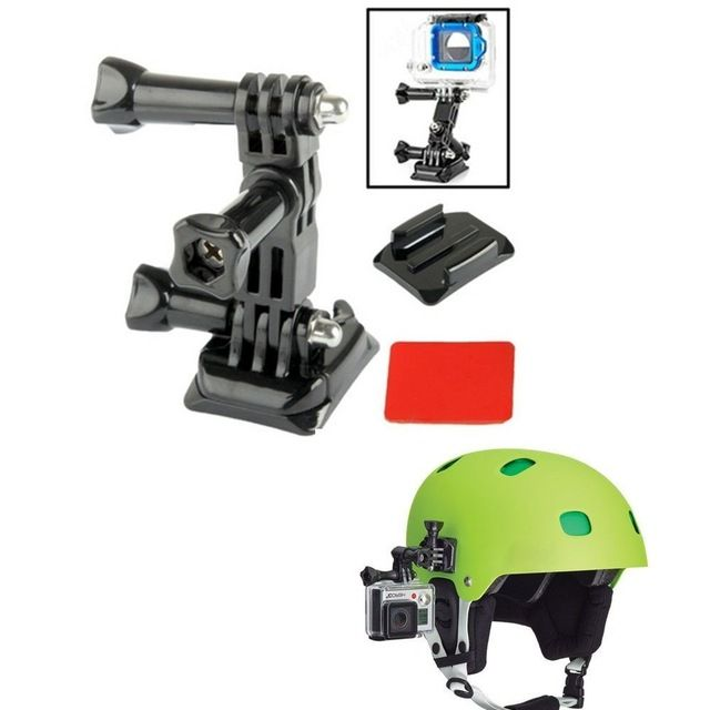 New Adjustment Helmet Curved Adhesive 3M Sticker 3-Way Arm Buckle Side Mount Kit accessories set For GoPro HD Hero 3+ 3 2 1 4 Discounted Smart Gear http://discountsmarttech.com/products/new-adjustment-helmet-curved-adhesive-3m-sticker-3-way-arm-buckle-side-mount-kit-accessories-set-for-gopro-hd-hero-3-3-2-1-4/