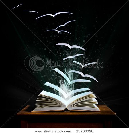 Old Book Open Isolated On White Background With Clipping Path Stock Photo 87649519 : Shutterstock