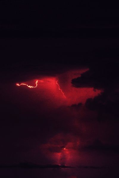 Red Flashes {GIF}  EERIE!!!!!