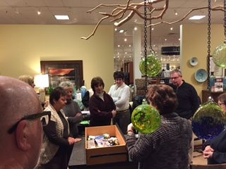 Designer Wednesday at our Levin Furniture locations Learn