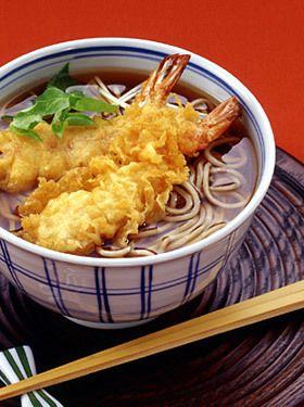 えびの天ぷらそば by ヤマサ醤油 [クックパッド] 簡単おいしいみんなの ...