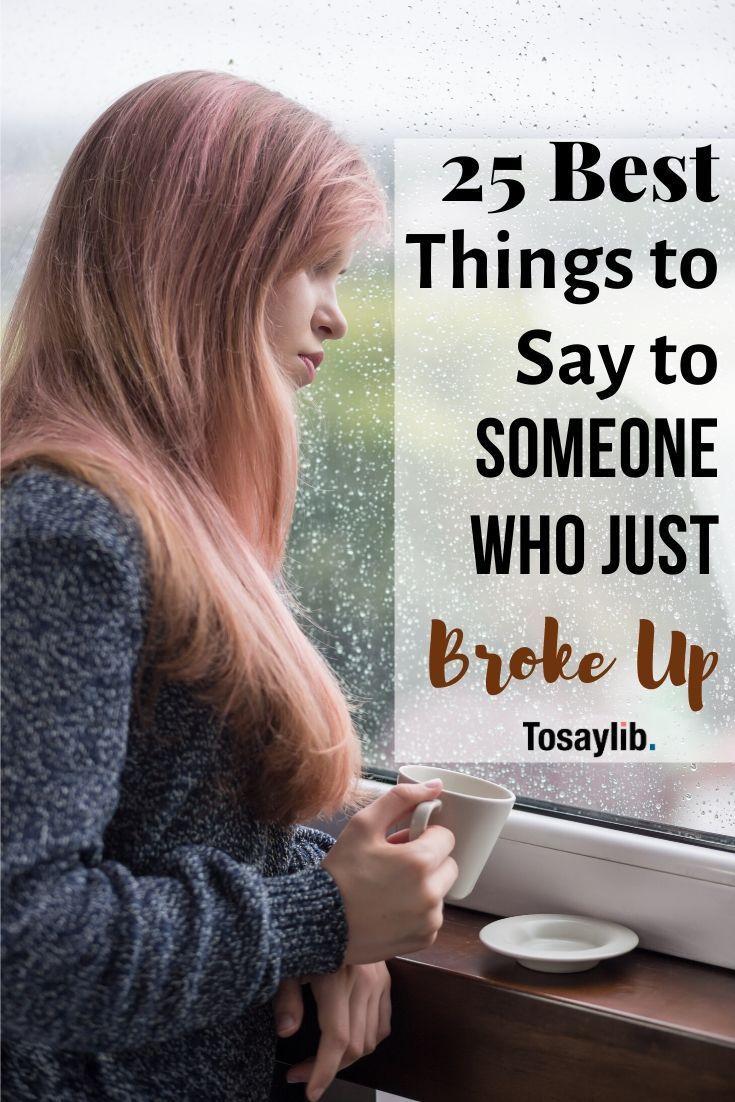 Pin on Breakup