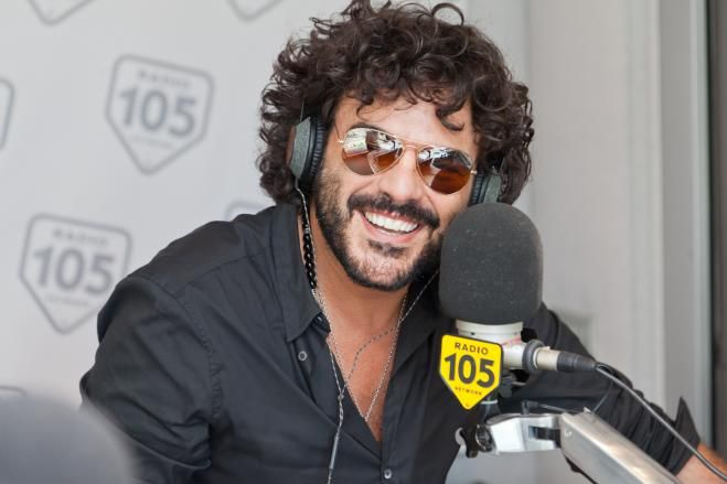 Francesco Renga a 105 Mi Casa - Foto - Radio 105 Network - Radio Online - Tv Online - Streaming TV