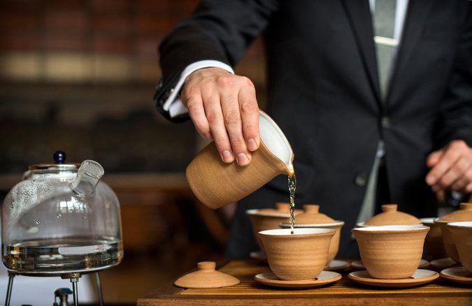 Tea Culture Blossoms in New York - The New York Times #inpursuitoftea #tea