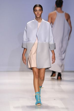 Pedram Karimi Ready To Wear Spring Summer 2014 Toronto - NOWFASHION