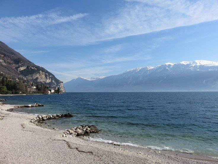 Spiaggia di Gargnano