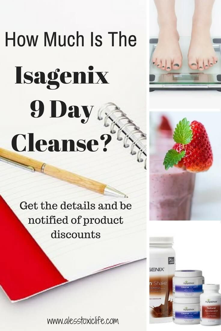 The 25 best 9 day cleanse ideas on pinterest isagenix 30 day isagenix 9 day cleanse cost malvernweather Images
