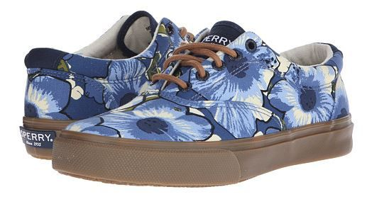 men's hawaiian print tennis shoes