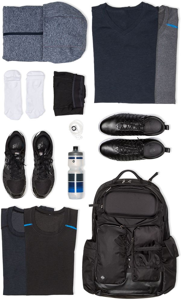 Gear for your sweaty pursuits. | men's gift guide on the blog (click the link)