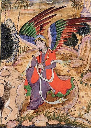 Persian Angel
