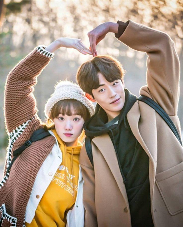 "Behind The Scenes❄Nam Joo Hyuk #남주혁 ❤ Lee Sung Kyung  ""Weightlifting Fairy Kim Bok Joo"" 역도요정 김복주"