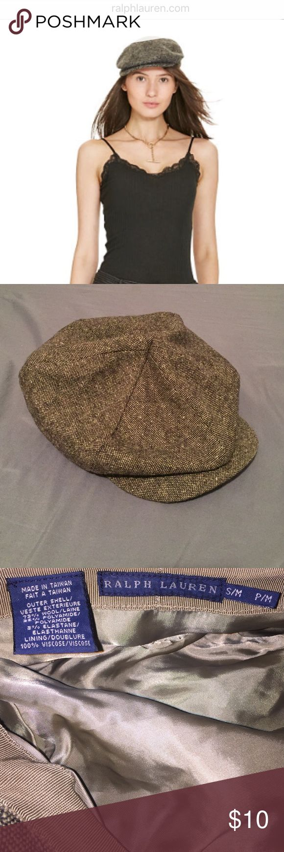 Ralph Lauren fisherman cap S/M Great condition. Approx 10 inches long 9.5 wide. Ralph Lauren Accessories Hats