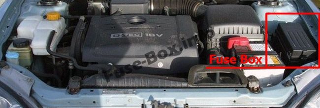 [FPER_4992]  Chevrolet Epica (2000-2006) < Fuse Box location | Fuse box, Chevrolet, Fuse  box cover | Chevrolet Epica Fuse Box |  | Pinterest