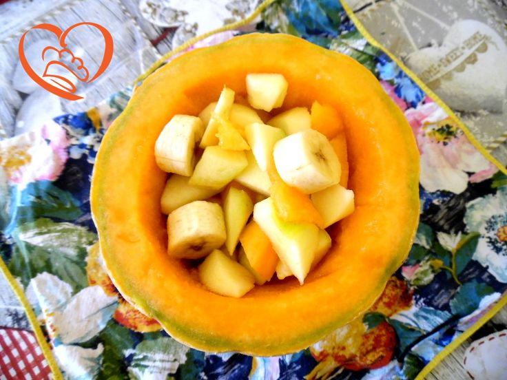 MAcedonia nel melone 2.0 (no ricetta)