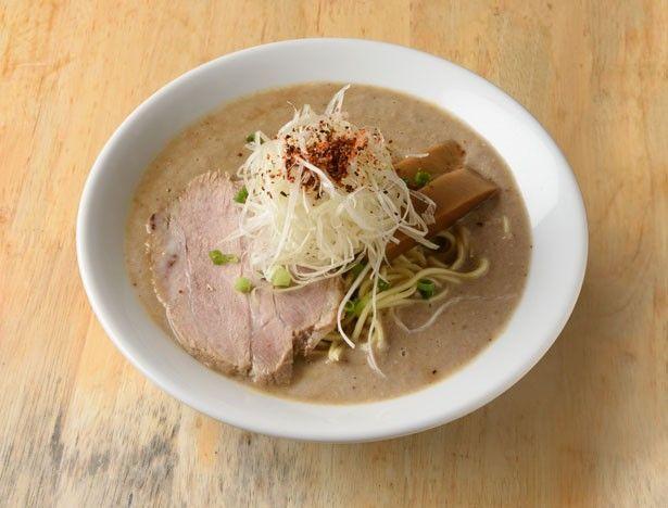 【京都】麺が沈まないほどの濃厚スープ!「麺屋 極鶏」の鶏白湯ラーメン | NewsWalker