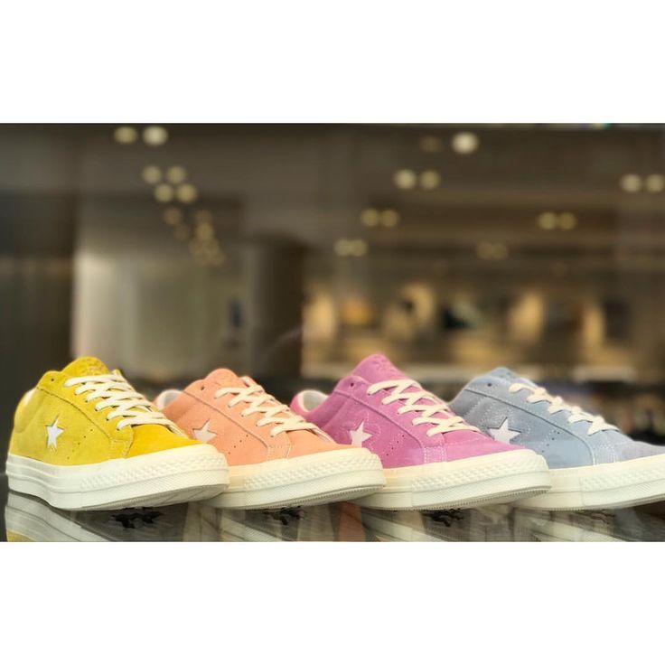 "@colette : @converse One Star x Golf le Fleur @feliciathegoat in store, soon online #colette…"""