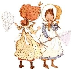 holly hobby | Holly Hobbie doll and character evolved over the decades and the rag ...