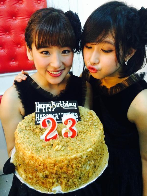 Dhike & Haruka JKT48