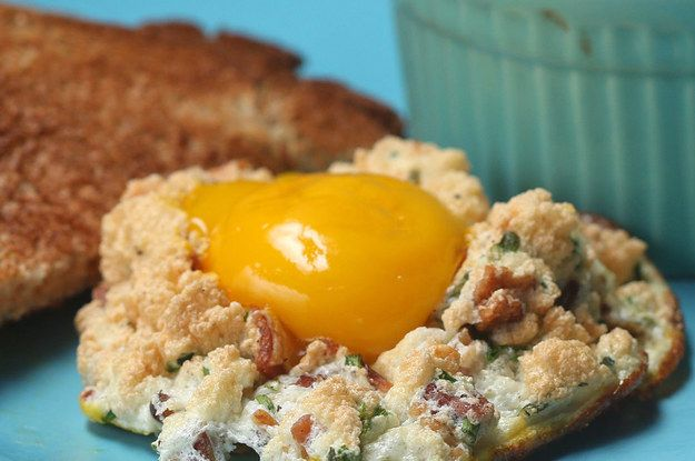 Make Your Dreams Come True With This Easy Eggs In A Cloud Recipe