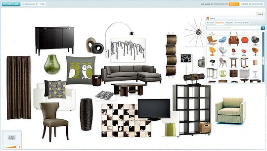 Olioboard Online Interior Design Mood Apartment Therapy