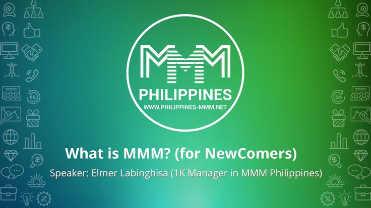 What is MMM? (for NewComers) by Elmer Labinghisa (1K Manager in MMM Phil...