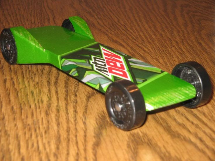Two New Additions. - Pinewood Derby Online