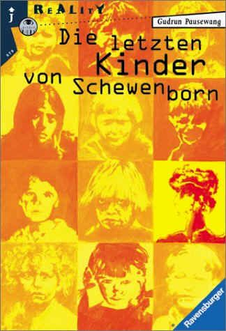 I read this book at the age of 12/13  and it really touched me deeply. It's a fictional story about en atomic bomb explosion in Germany and what has happend after it. It's really emotional and touching.