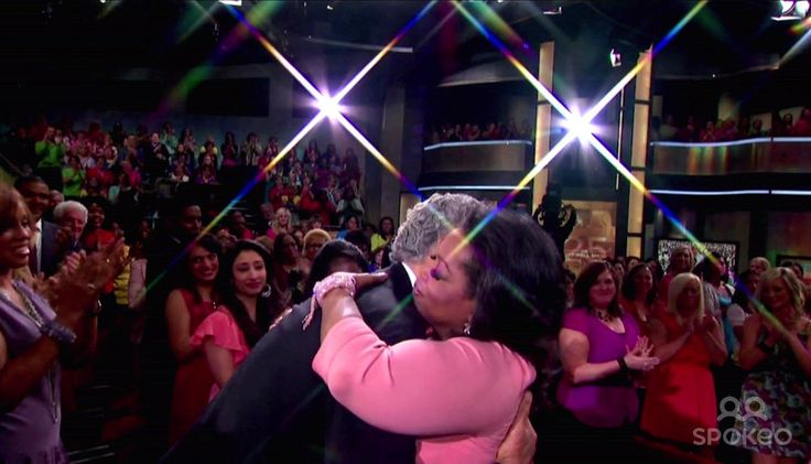 Stedman Graham and Oprah Winfrey 'The Oprah Winfrey Show Finale' on ABC. After 25 years of History making Television, Oprah Winfrey says Goo...