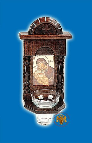 Icon D' with Glass Oil Cup