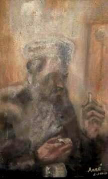 El fumador del oriente