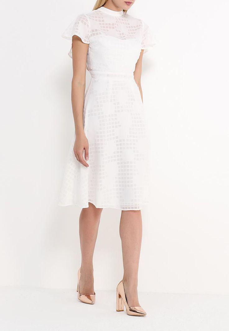 Платье LOST INK выполнено из тонкого воздушного текстиля с комбинированным узором. Цены, скидки и бесплатная доставка — http://fas.st/-1_N4D