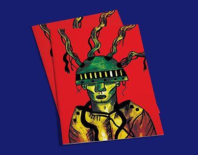 "Check out new work on my @Behance portfolio: """"X"" - Zine"" http://be.net/gallery/43661989/X-Zine"