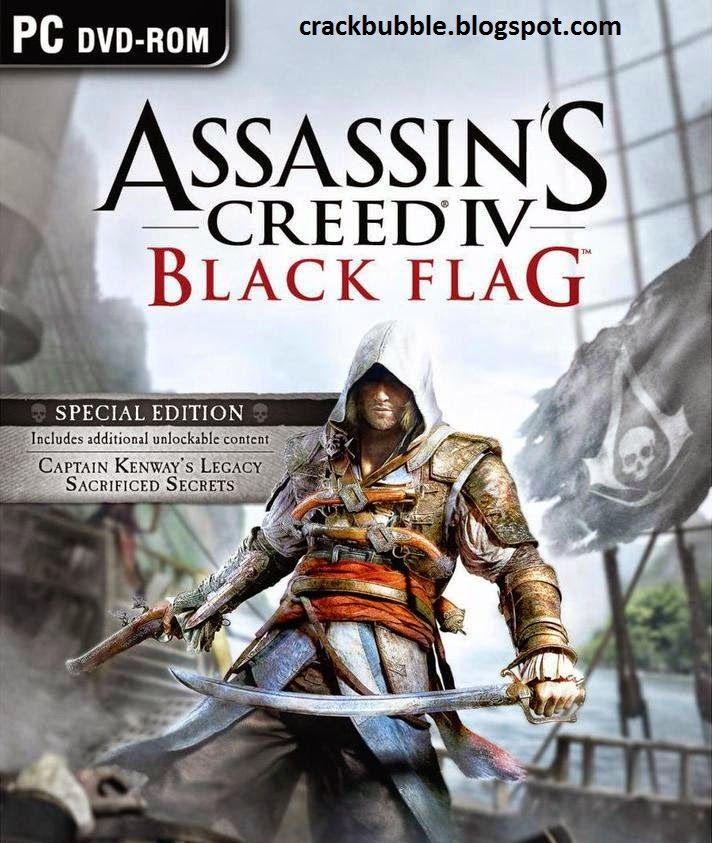 Everything Cracked: Assassins Creed IV Black Flag Update v1.02 with DL...