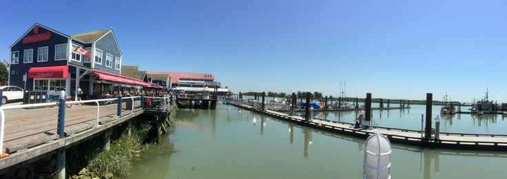 New docks...