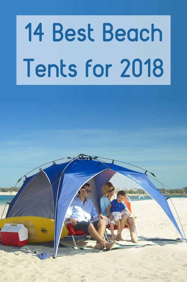 & 14 Best Beach Tents for Your Family Reviews in 2018 | Beach tent