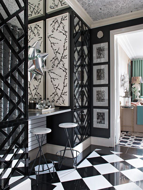 Квартира в Париже, 50 м²