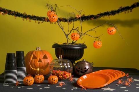 Halloween Birthday Party for Preschoolers