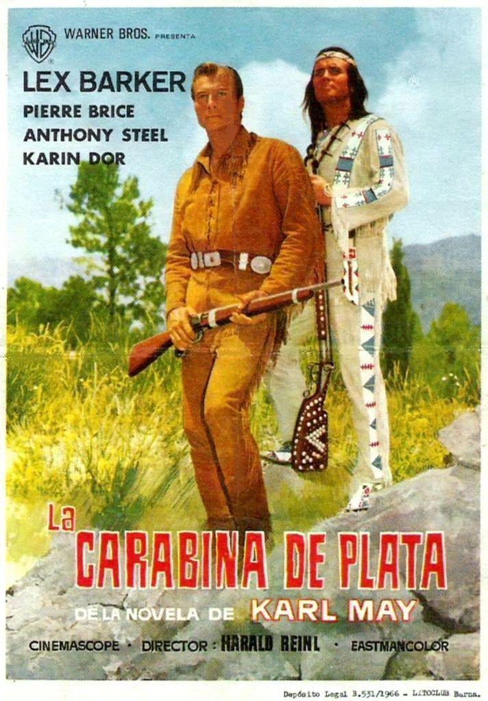1964 - La Carabina de Plata - Winnetou 2. Teil - tt0058751