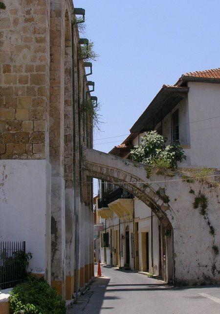 Old Larnaca, Cyprus (by esmirnov on Flickr)