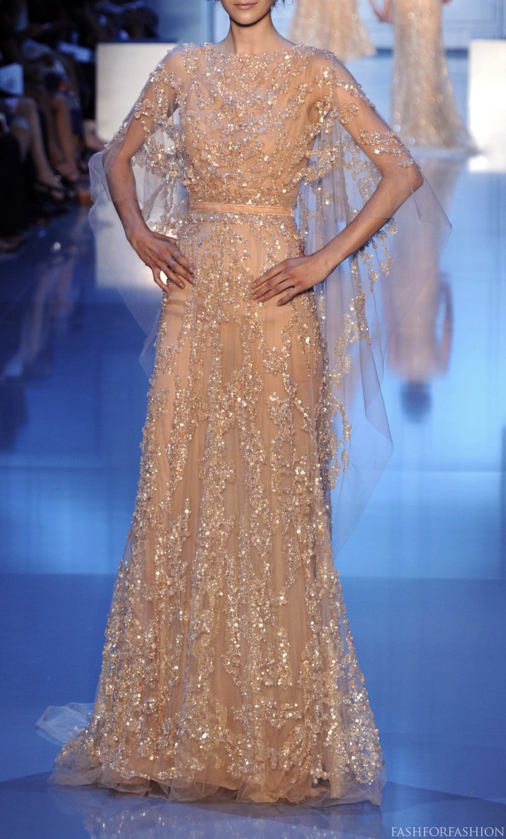 Ellie Saab, one of my absolute favourite designers at the moment