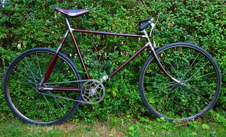 Czech/British Brampton path racer