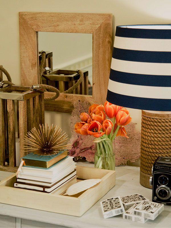 МОРСКОЙ СТИЛЬ В ИНТЕРЬЕРЕ. Идеи для декора лампы и мастер-класс | МОРЕ & МОРСКОЙ ДИЗАЙН