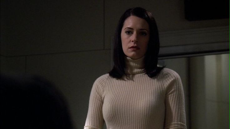 Paget Brewster/Emily Prentiss, tight turtleneck sweater | Photos ...