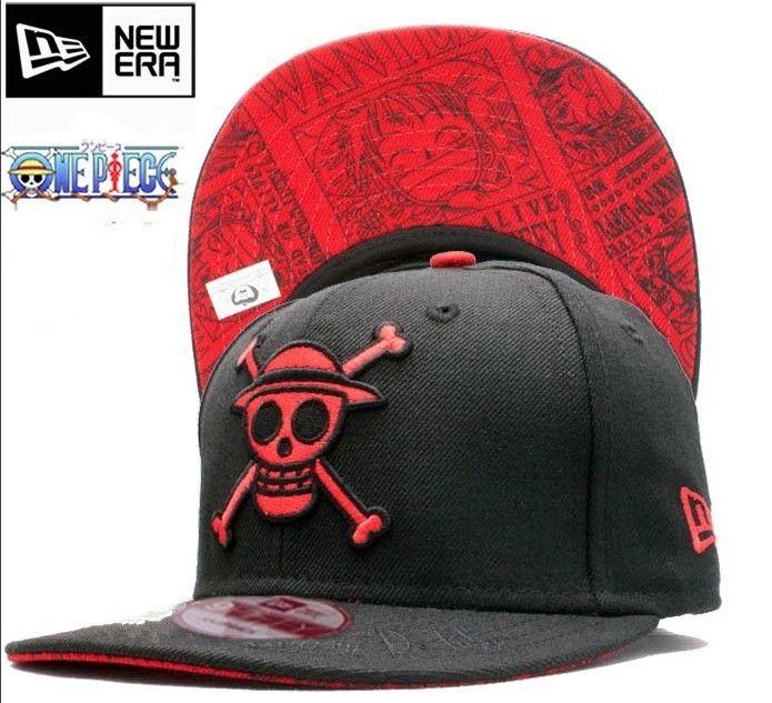 Monkey D Luffy One Piece New Era Snapback Hats