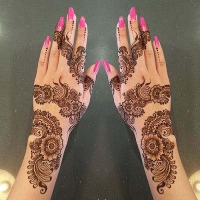 Mehndi Designs 2017 New Stylehttp://www.fashioncluba.com/2017/04/simple-eid-mehndi-designs-for-hands-with-images.html