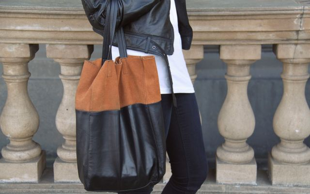 great simple tote