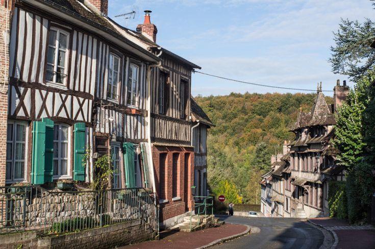 Un pueblo medieval de cuento en medio de un bosque, Lyons-la-Forêt (en Francia) - 101 Lugares increíbles
