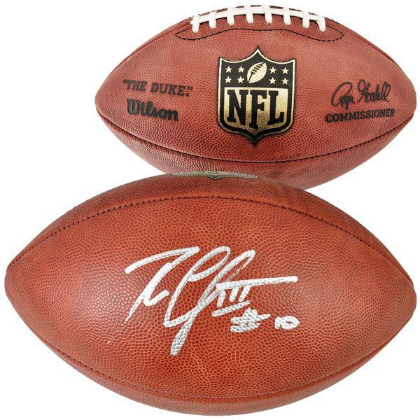 Robert Griffin III Washington Redskins Fanatics Authentic Autographed Duke Pro Football - $229.99